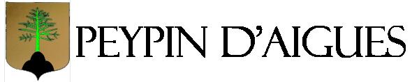 Mairie de Peypin d'Aigues Logo